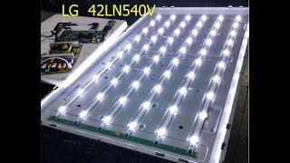 LED подсветка LG 42LN540V c Aliexpress