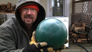 Bowling Ball vs. Clothes Washer