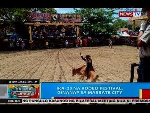 BP: Ika-25 na Rodeo Festival, ginanap sa Masbate City