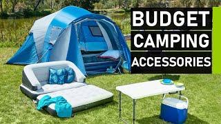 Top 10 Best Buḋget Camping Essentials You Should Have
