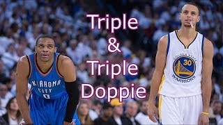 Record NBA - Triple e Triple Doppie
