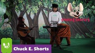 """""""Bobby Bear & Three Mice""""   Chuck E. Shorts"""