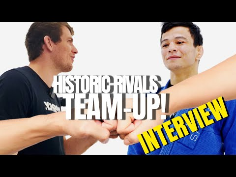Paulo Miyao and Keenan Cornelius Who Have Battled Over 9 times Talk About Their History Of Combat