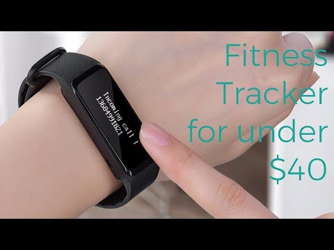 Can a budget fitness tracker really compete with the likes of the Fitbit?