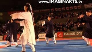 Wudang Pai - Master Yuan Limin 2 - www.IMAGINARTS.tv