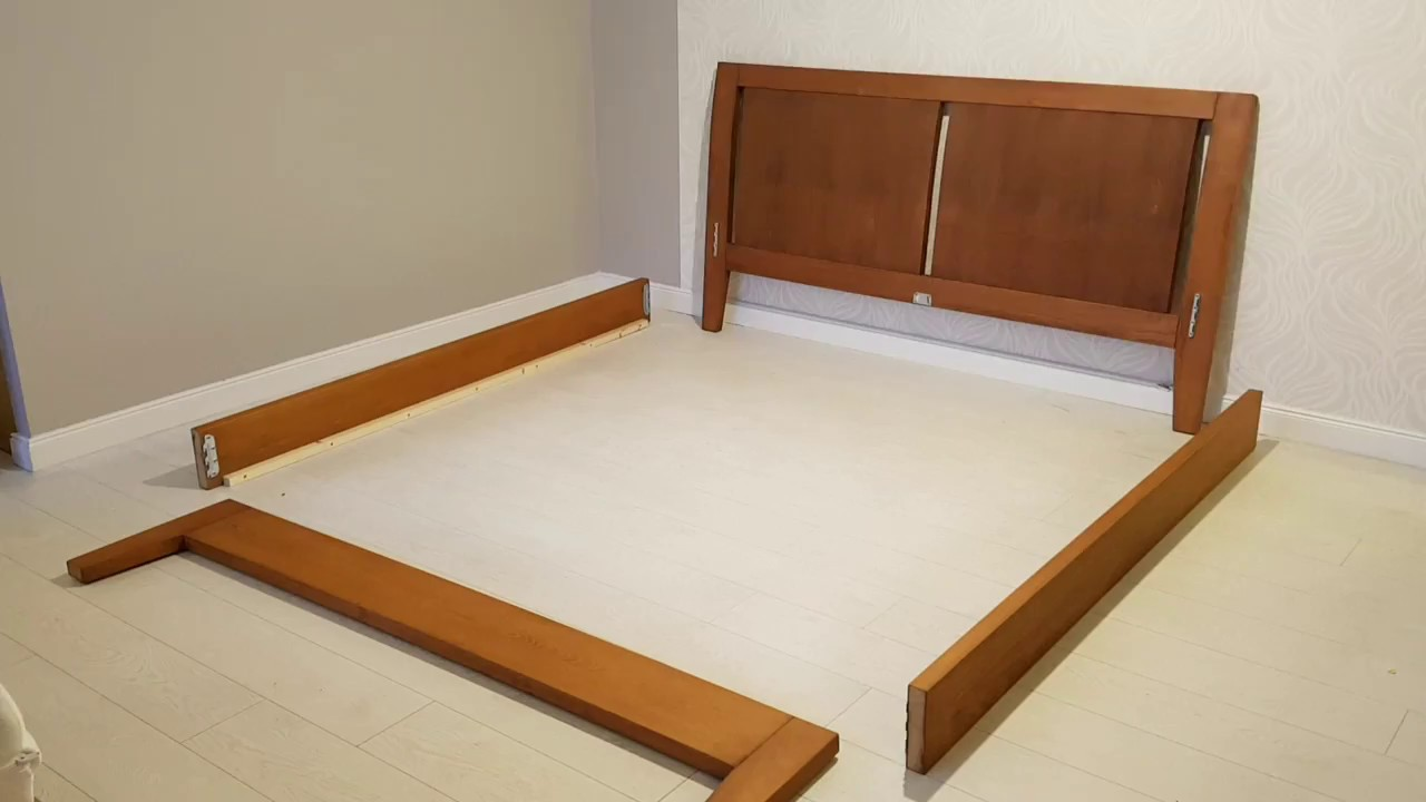 montaa postele z masivu od spime cz youtube