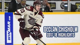 Declan Chisholm | 2017-18 Highlights