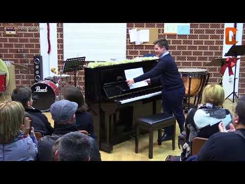 Audición de Navidad de la Unión Musical La Artística