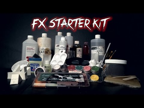 The Ultimate Guide To An FX Starter Kit! | Glam&Gore