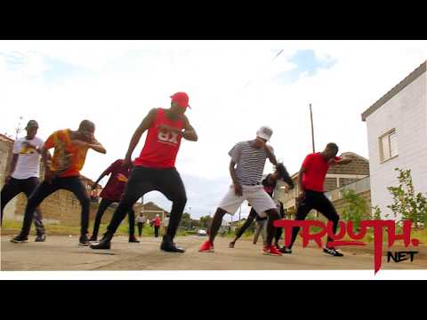 Tiana - Think Bout Me (Official Dance Video) ft. Vybz Kartel by Dance K.E