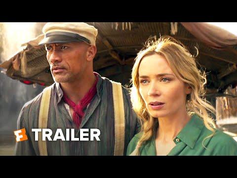 Jungle Cruise Trailer #3 (2021) | Movieclips Trailers