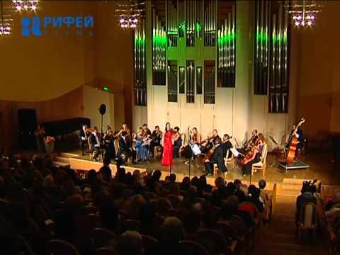 В Перми состоялось выступление струнного швейцарского оркестра Люцернского фестиваля