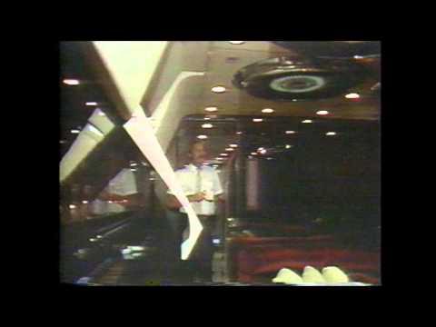 Saudi Billionaire Adnan Khashoggi Jet- The Stretch  Douglas DC 8