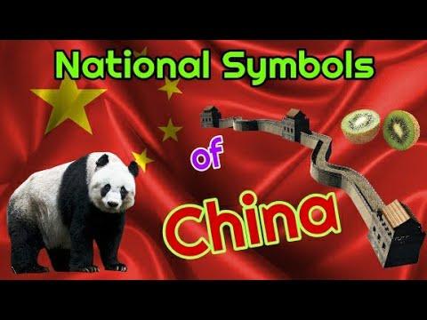 National Symbols of China - Cymbols of China