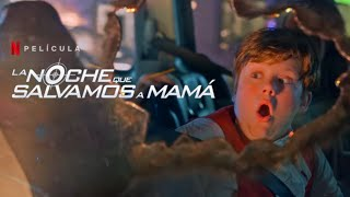La Noche que Salvamos a  Mamá - Trailer en Español Latino l Netflix