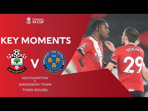 Southampton Shrewsbury Goals And Highlights