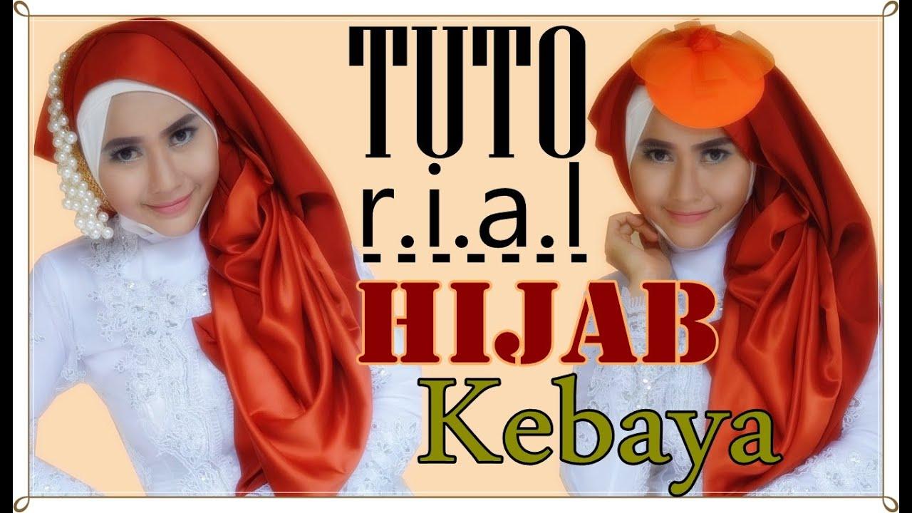 Tampil Cantik Dengan Kebaya Hijab Modern Pashmina 66 YouTube