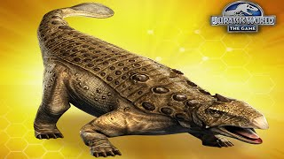 Antarctopelta Event - Dino Stampede Vs x9 Dinos - Jurrassic World The Game