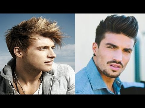 Top 15 Men's Trending Hairstyles 2017-2018 | New Best Trendy Hairstyles For Men 2017-2019