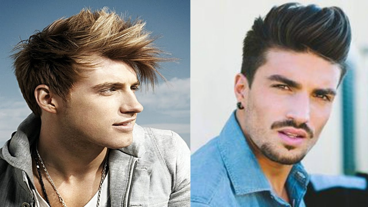 Top 15 Men's Trending Hairstyles 2017-2018