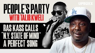 """Ras Kass Calls """"Nas - N.Y. State Of Mind"""" A Perfect Song 