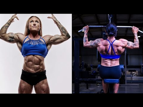 IFBB Women's Physique Kate Mitchell Roggeveen – Female Bodybuilding