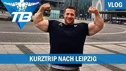 Kurztrip nach Leipzig | Training im Maxx Fitness