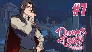 A ROMANTIC DATE - Let's Play: Dream Daddy: A Dad Dating Simulator Part 7 [Damien's Route]