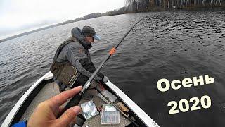 Лучшая Рыбалка ОСЕНЬЮ 2020. Хороший КЛЁВ судака