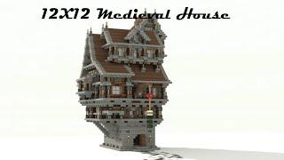 minecraft medieval 12x12