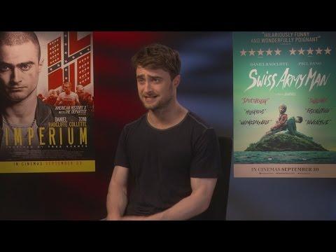 Imperium: Daniel Radcliffe felt sick after shouting racist abuse
