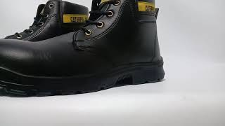 Sepatu Safety Caterpillar Boots - Safety Shoes Caterpillar - Sepatu Kerja Pria dan Wanita - Sepatu Pabrik Proyek Industri - Sepatu Boots Caterpillar
