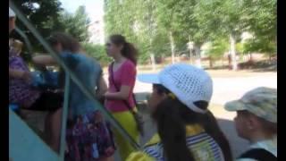 Путешествие - 3 день | Детский христианский лагерь в Дружковке