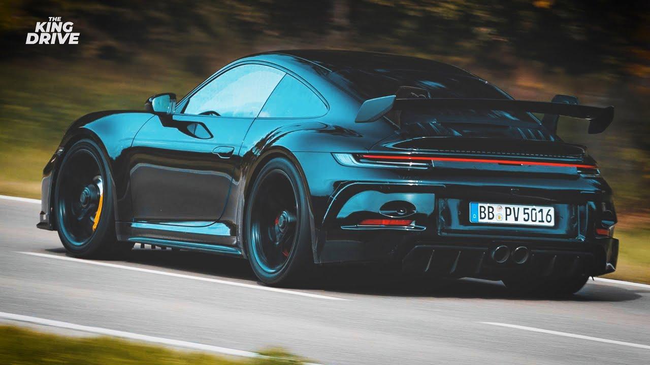 Новый Porsche 911 GT3 - очередная пушка от немцев