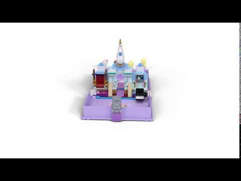 LEGO Disney Princess Frozen Anna & Elsa's Storybook Adventures (43175)