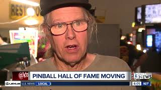 Pinball Hall of Fame moving to the Strip