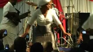 Winnie Mashaba Live in Botswana - Ka baka la tumelo