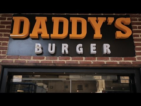 DADDY'S BURGER |