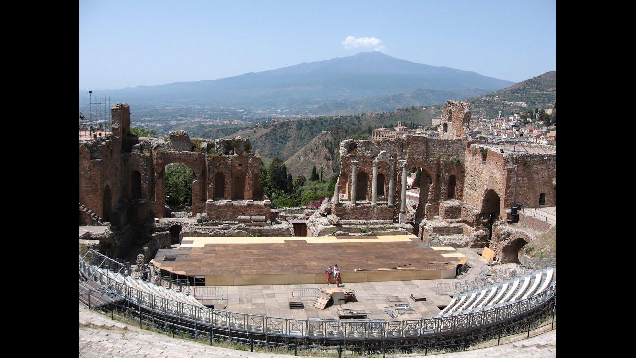 7 taormina cosa vedere nel viaggio e vacanze in sicilia for Giardino di ninfa cosa vedere