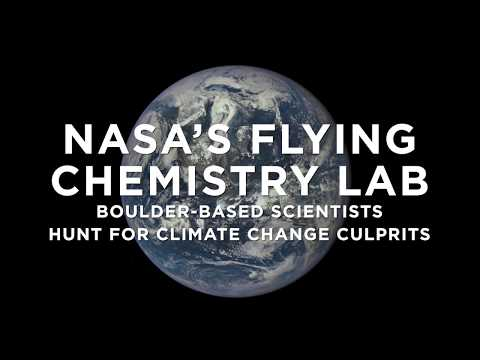 NASA's flying chemistry lab: Boulder-based scientists hunt for climate change culprits