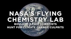 NASA's flying chemistry lab: Boulder-based scientists hunt for climate change culprits