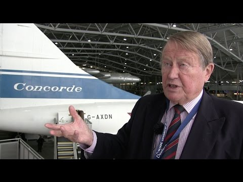 Interview with John Hutchinson on the Concorde (Part 1)
