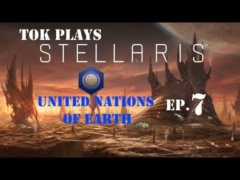 Tok plays Stellaris - United Nations of Earth ep. 7 - New Jamestown