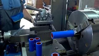 Режу патрубки из шланга, проблемы со звуком