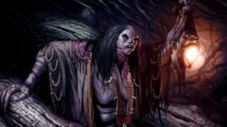 Маг Zахарий - наведение сильного черного приворота, Черное венчание, Егильет