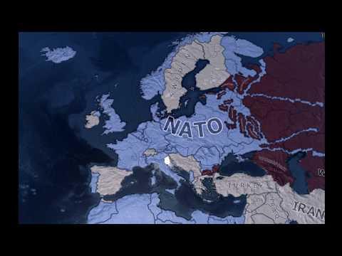 Its World War 3! Lets have fun! Timelapse HOI4