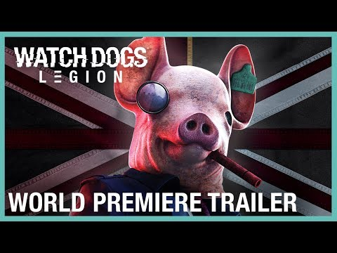 Watch Dogs Legion E3 2019 Official World Premiere Trailer Ubisoft Na Youtube