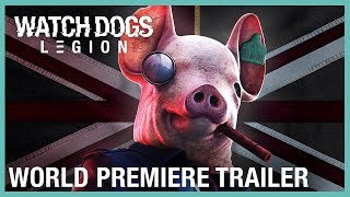 Watch Dogs: Legion: E3 2019 Official World Premiere Trailer | Ubisoft [NA]