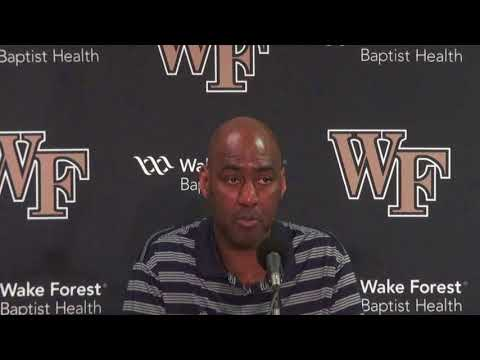 Postgame Press Conference: Danny Manning (Illinois)