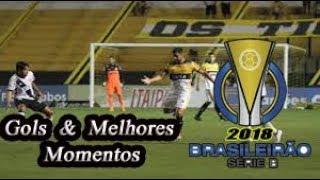 Ponte Preta 3 x 1 Criciúma - Gols & Melhores Momentos Brasileirão Serie B 2018 21ª Rodada
